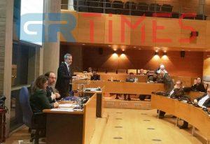 Θεσσαλονίκη: Πρώτο Δημοτικό Συμβούλιο για το 2021 – Ευχές Ζέρβα
