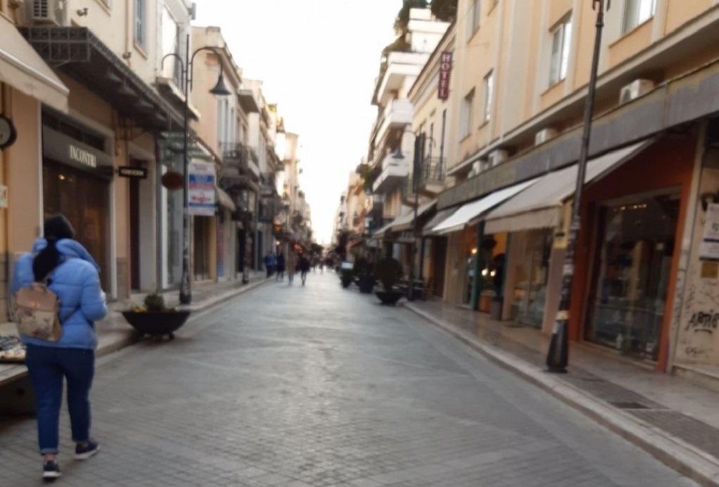 ΕΣΘ: Πρόταση για κλειστά καταστήματα ως τέλος Μαρτίου