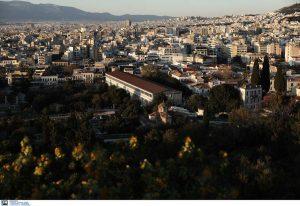Κορωνοϊός: Καθάρισε η ατμόσφαιρα της Αθήνας
