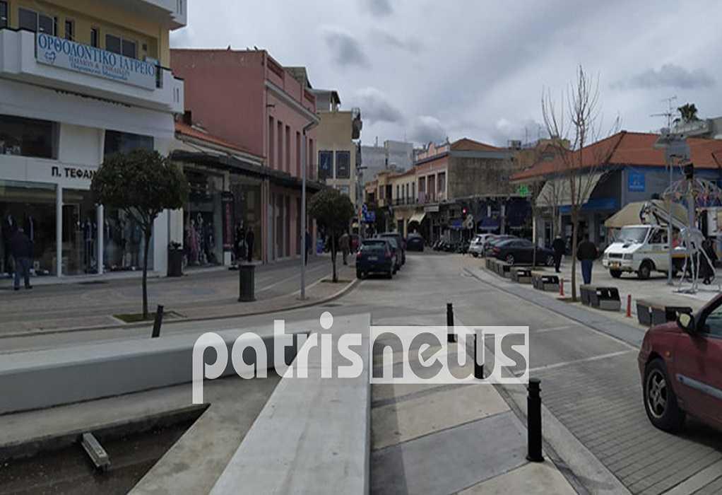Αμαλιάδα όπως Γουχάν: Άδειοι δρόμοι λόγω κοροναϊού (ΦΩΤΟ)