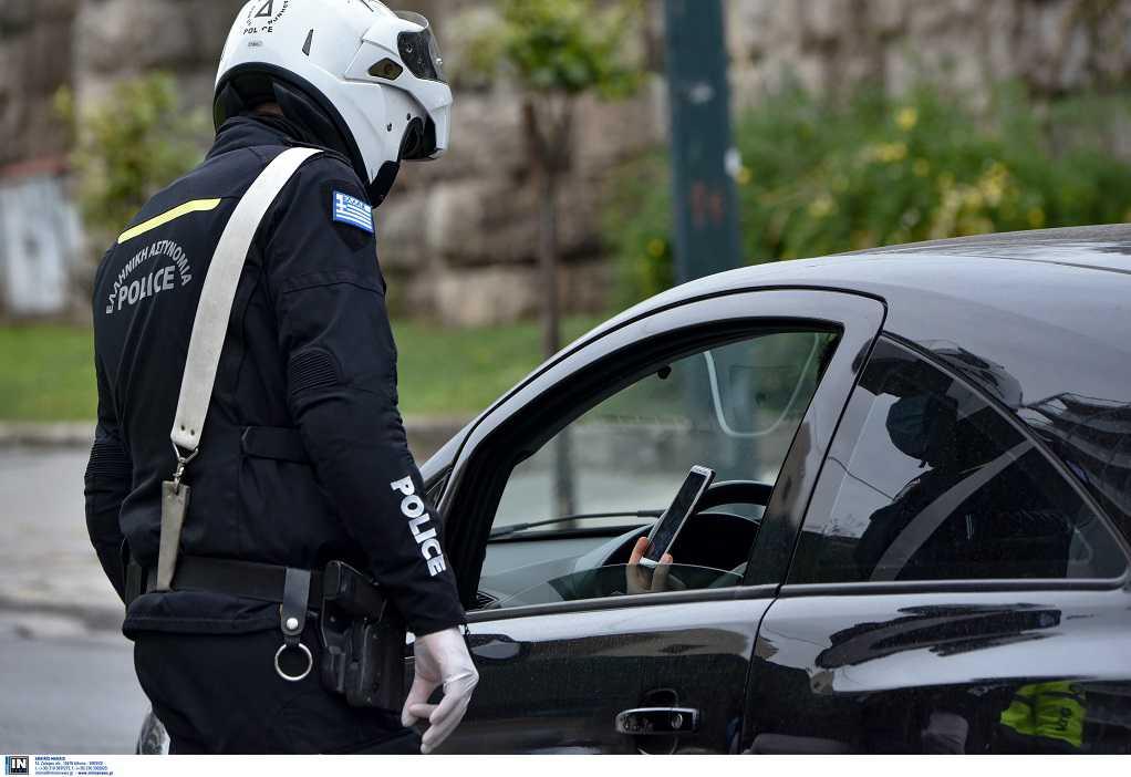 Κορωνοϊός: Θετικός στον ιό αστυνομικός – 15 σε καραντίνα