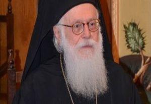 Το ιατρικό ανακοινωθέν για τον Αρχιεπίσκοπο Αλβανίας