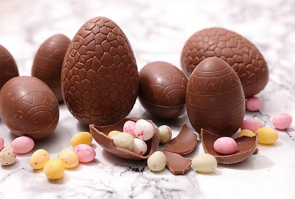 Σε αναμονή 50 τόνοι σοκολάτας λόγω κορωνοϊού
