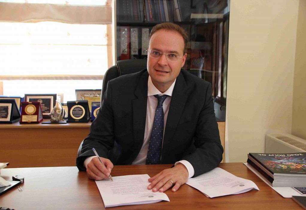 Παλαιά χρέη σχεδόν 4 εκατ. ευρώ εξοφλεί ο Δήμος Αριστοτέλη