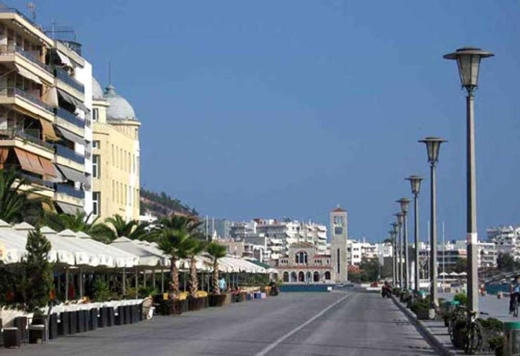 Βόλος: Αναστέλλονται οι λειτουργίες του Δήμου για 15 ημέρες