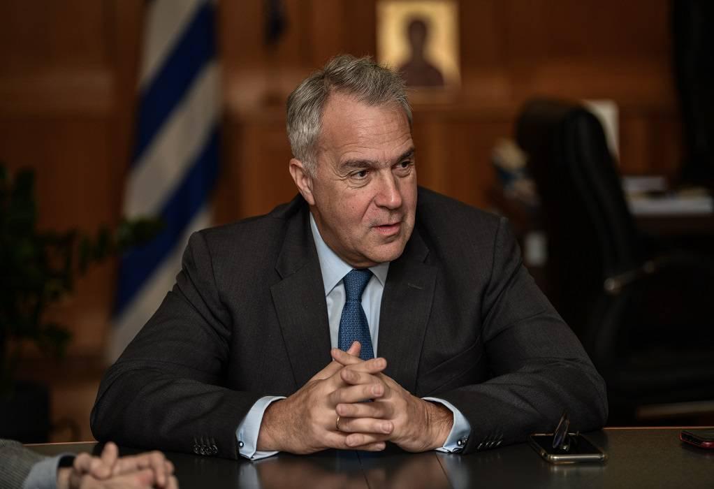 Μ. Βορίδης: Υπογράφτηκε η προκήρυξη του Υπομέτρου