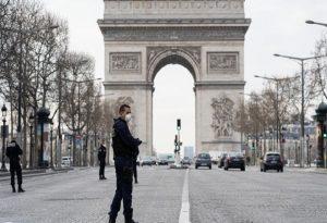 Γαλλία-κορωνοϊός: 833 νεκροί σε 24 ώρες