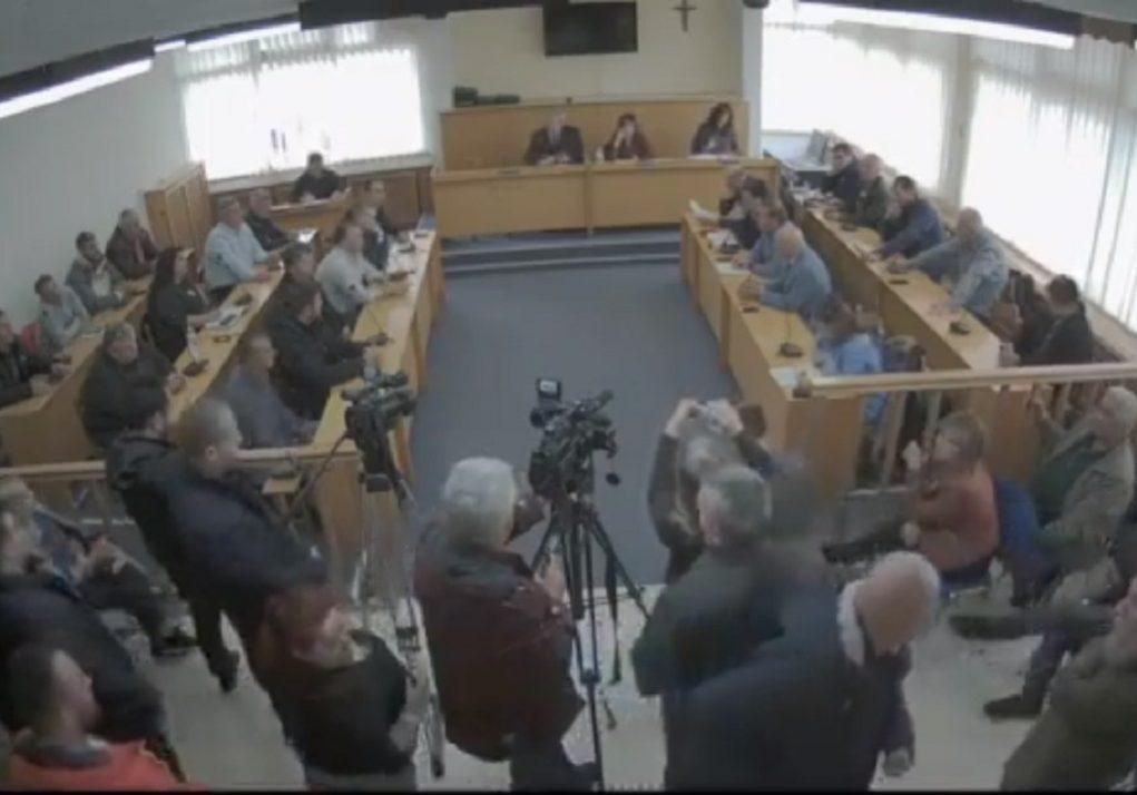 Δήμος Σιντικής: «ΌΧΙ» σε κλειστή δομή για μετανάστες στη Ροδόπολη