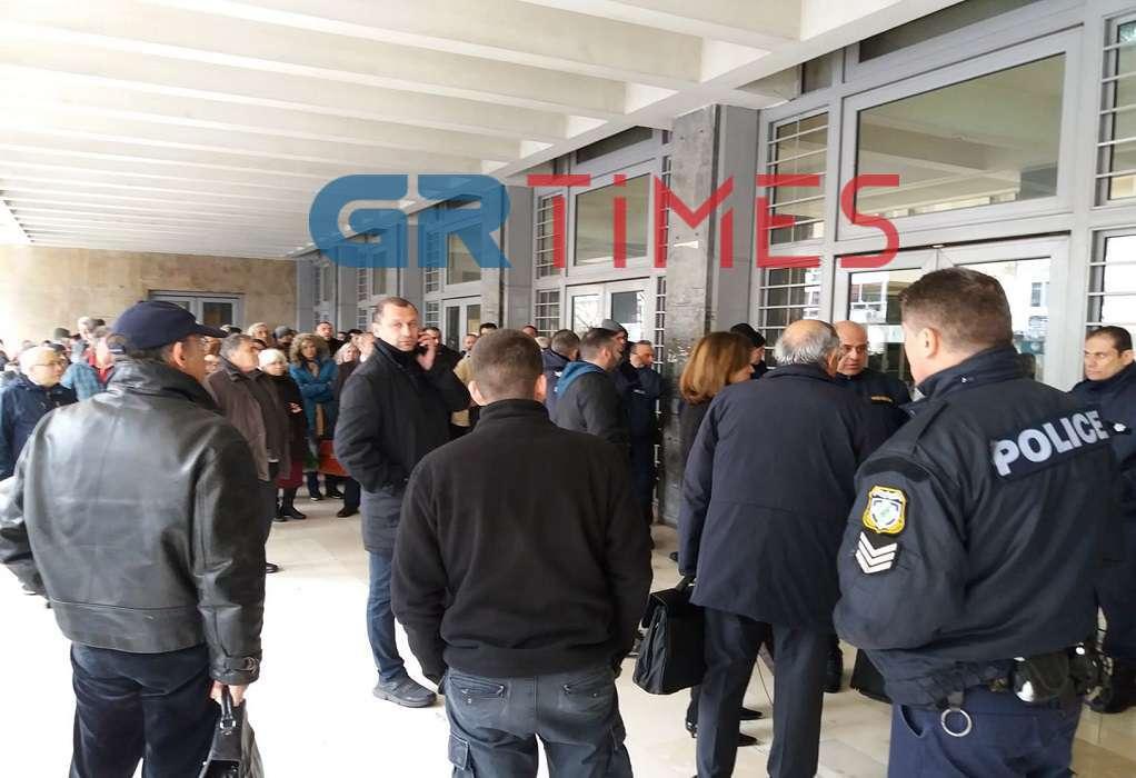 Λήξη συναγερμού στα Δικαστήρια Θεσσαλονίκης