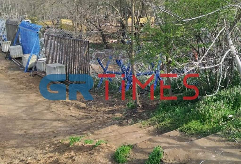 Έβρος: Οι Τούρκοι καθαρίζουν τον καταυλισμό των μεταναστών