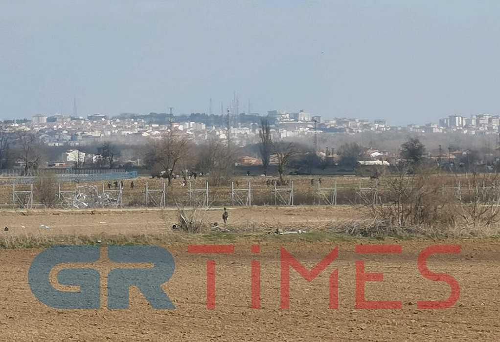 Έβρος: Συναγερμός για νέο κύμα μεταναστών στα σύνορα (ΒΙΝΤΕΟ)