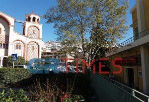 Εμπρηστική επίθεση σε σούπερ μάρκετ και εκκλησία στις 40 Εκκλησιές