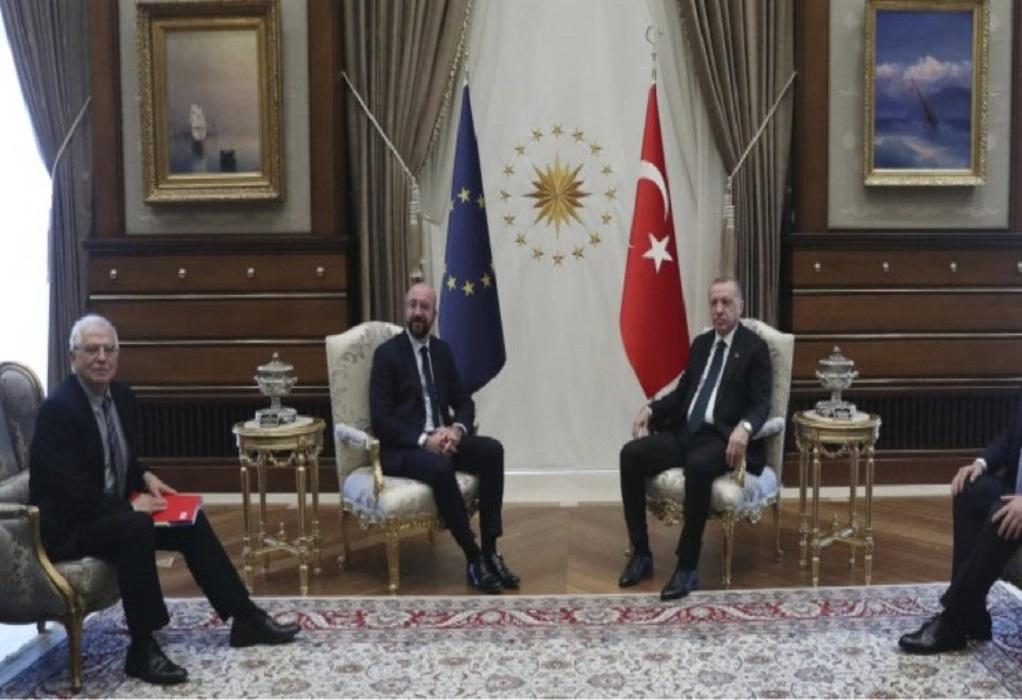 Επικοινωνία Σαρλ Μισέλ – Ρετζέπ Ταγίπ Ερντογάν