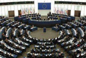 Κέντρο ελέγχου για τον κορωνοϊό το Ευρωπαϊκό Κοινοβούλιο
