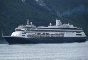 Κορωνοϊός: «Μπλόκο» σε κρουαζιερόπλοιο στη Χιλή