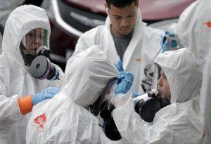 ΗΠΑ-κορωνοϊός: Ζητήθηκαν 100.000 σάκοι πτωμάτων