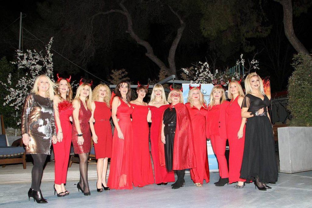 Θερμαϊδες: Αποκριάτικο πάρτι στη Θεσσαλονίκη