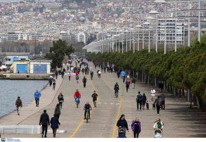 Ζέρβας: Θα κλείσει η παραλία αν δεν συμμορφωθούν οι πολίτες