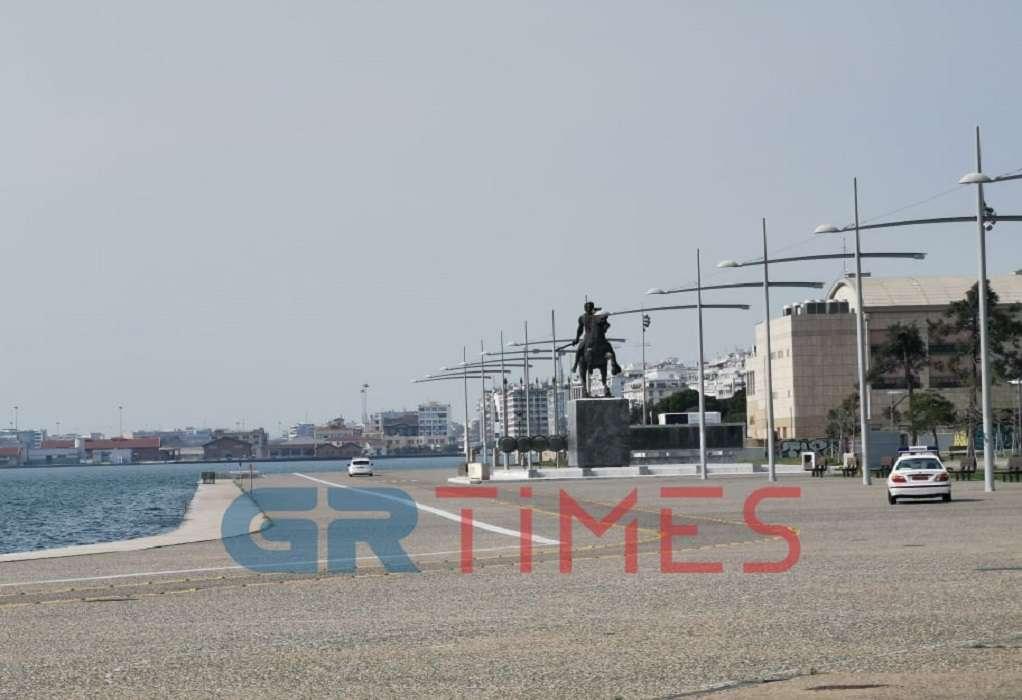 Δαγκλής: Αν χρειαστεί θα κλείσουμε και την παλιά Παραλία Θεσσαλονίκης
