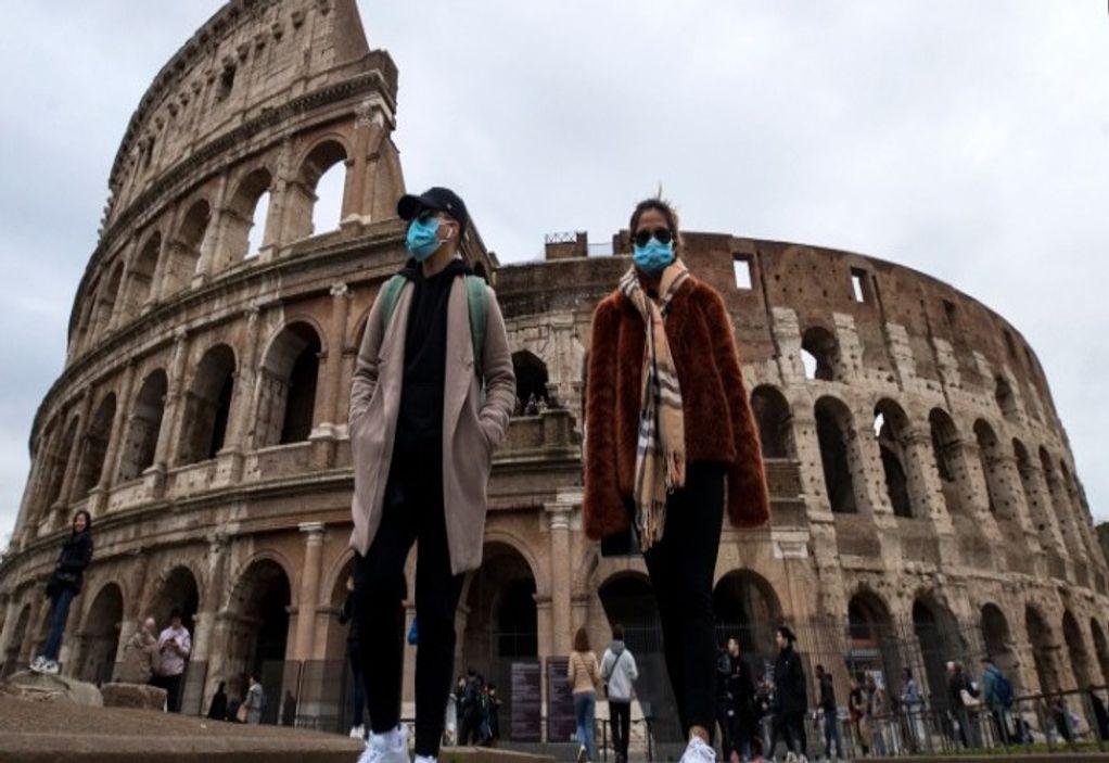 Ιταλία-Covid-19: Πάνω από 1.800 νέα κρούσματα