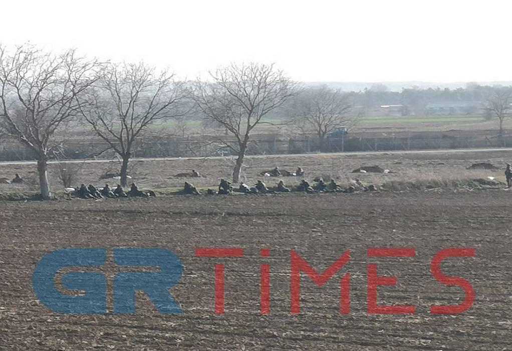 Έβρος: Συμπλοκή Τούρκων πολιτών με Έλληνα κτηνοτρόφο