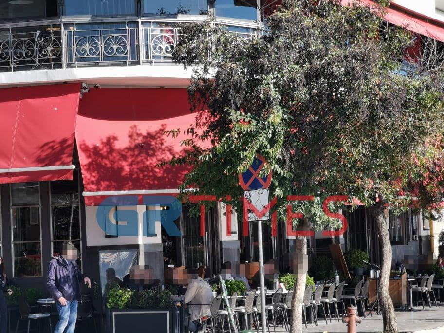 Ανοίγουν και πάλι από σήμερα  καφέ και εστιατόρια