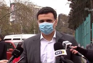 Κικίλιας από ΑΧΕΠΑ: Συγκλονιστική η δουλειά γιατρών και νοσηλευτών (VIDEO)