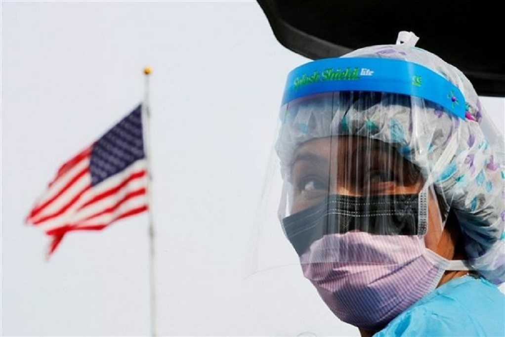 Κορωνοϊός: Νέο θλιβερό ρεκόρ κρουσμάτων στις ΗΠΑ