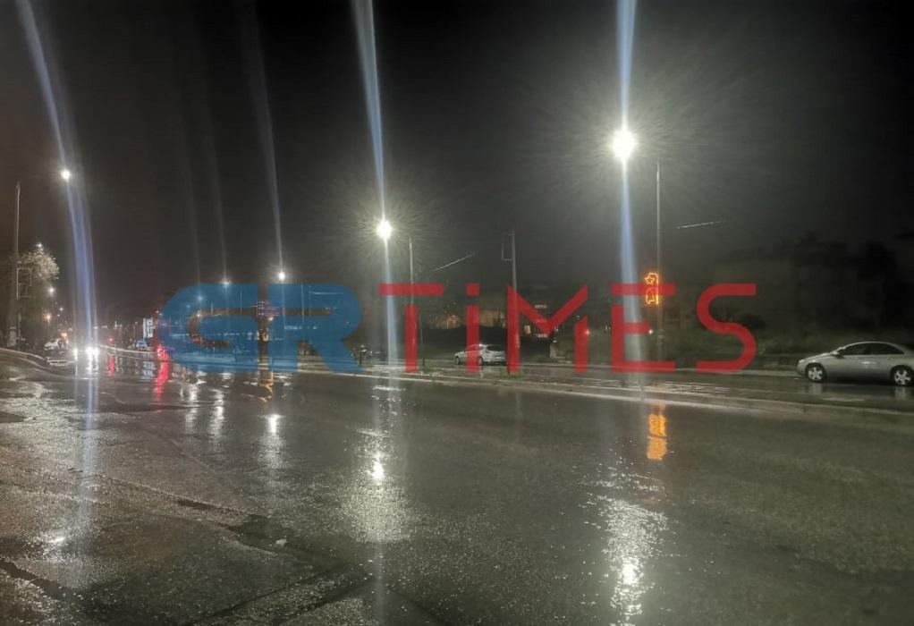Θεσσαλονίκη: Δείτε την πόλη από την οδό Λαγκαδά τώρα (ΒΙΝΤΕΟ)