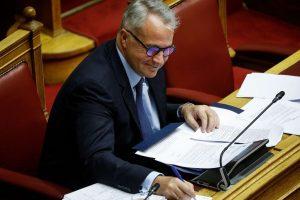 Βορίδης: Τίθεται σε εφαρμογή η λειτουργία των Αγροτικών Συνεταιρισμών