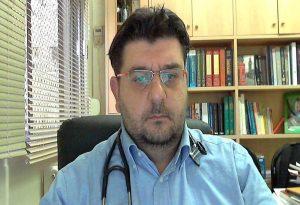 Σ. Μεταλλίδης: Λυτρωτικό για όλους τους υγειονομικούς το εμβόλιο (ΗΧΗΤΙΚΟ)