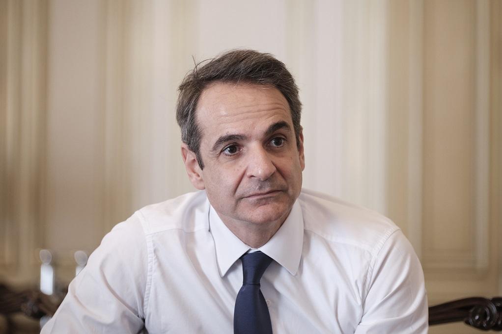 Κορωνοϊός: Τηλεδιάσκεψη Μητσοτάκη με τους ηγέτες της ΕΕ