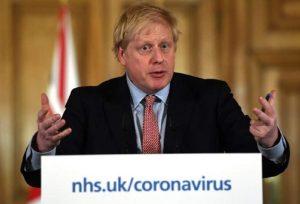 Μ. Βρετανία: Την άρση του εθνικού lockdown στις 2/12 ανακοίνωσε ο Μπ. Τζόνσον