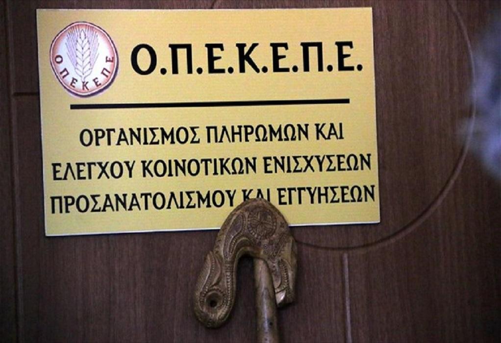 ΟΠΕΚΕΠΕ: Έναρξη υποβολής δηλώσεων ΟΣΔΕ 2020