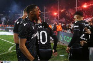 Προβάδισμα πρόκρισης του ΠΑΟΚ με νίκη 3-2 έναντι του Ολυμπιακού