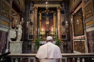 Το μήνυμα του πάπα Φραγκίσκου για τον κορωνοϊό