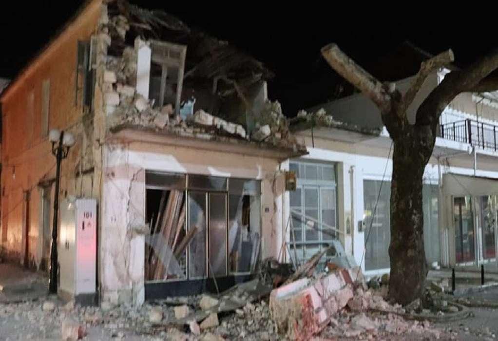Πάργα: Επιχορήγηση 200.000 ευρώ του δήμου για τις ζημιές από τον σεισμό