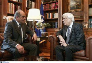 Πρ. Παυλόπουλος: Η Ελλάδα θα βρίσκεται πάντα στο πλευρό της Κύπρου