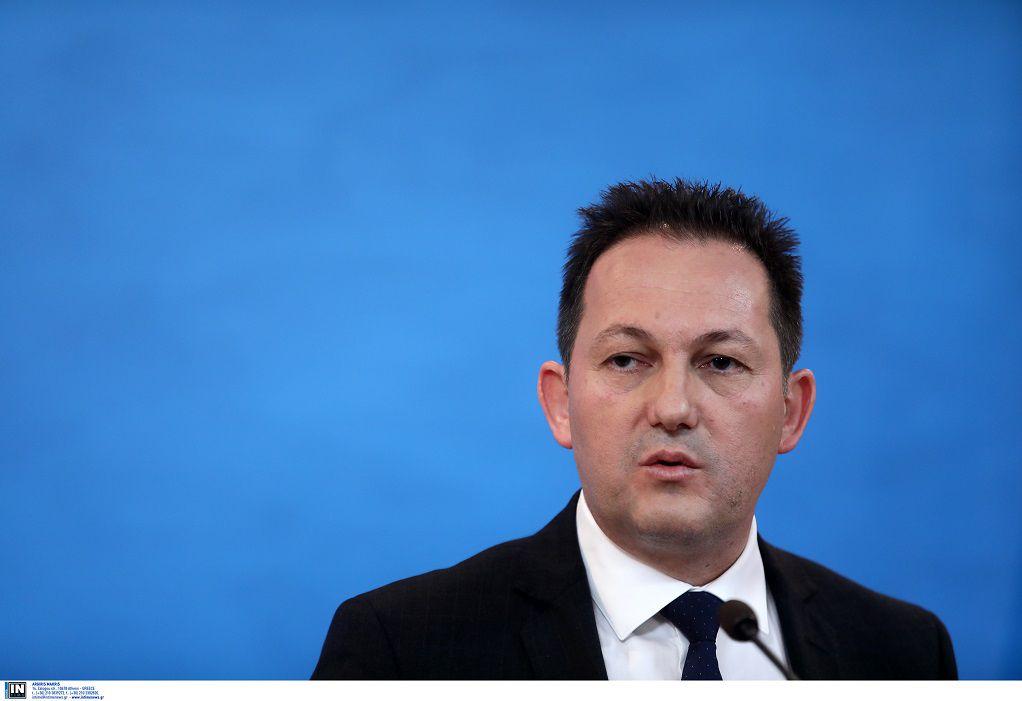 Πέτσας για ΣΥΡΙΖΑ: Η Δημοκρατία μας έχει ανάγκη σοβαρής αντιπολίτευσης