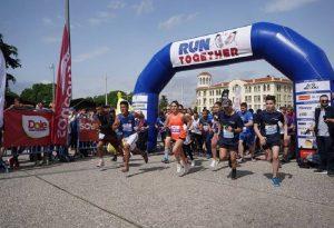 Σήμερα ο αγώνας Run Together στη Θεσσαλονίκη