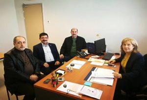ΣΕΘ-Νέοι Ορίζοντες: Τι συζητήθηκε με τη Νιόβη Παυλίδου