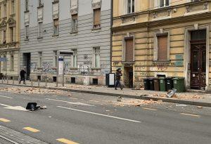 Σεισμός 5,3 Ρίχτερ «ταρακούνησε» την Κροατία