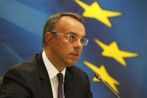 Χρ. Σταϊκούρας: Με υπευθυνότητα στηρίζουμε την οικονομία