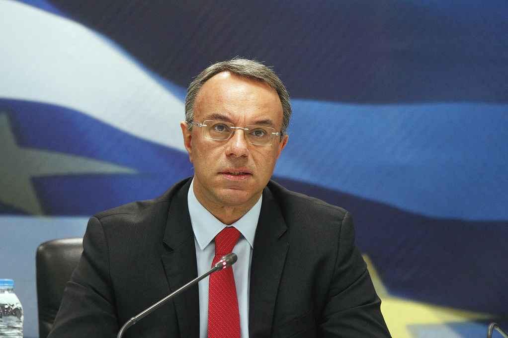 Σταϊκούρας: Χαμηλότερη η ύφεση στην Ελλάδα
