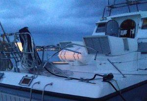 Υπ. Ναυτιλίας: «Σκοπούμενη» η σύγκρουση τουρκικής ακταιωρού με ελληνικό σκάφος