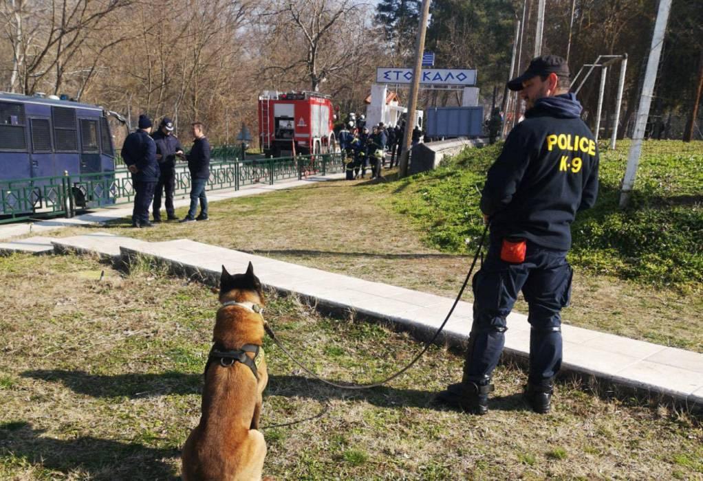 Στα σύνορα και αστυνομικοί σκύλοι της Θεσ/νίκης (ΦΩΤΟ-ΒΙΝΤΕΟ)