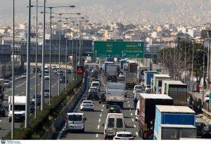 Τριήμερο Α. Πνεύματος: Απαγόρευση κυκλοφορίας φορτηγών φορτίου άνω του 1,5 τόνου