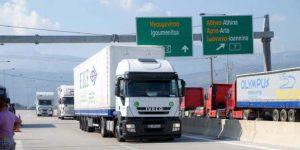 Απαγόρευση κυκλοφορίας φορτηγών τον Δεκαπένταυγουστο