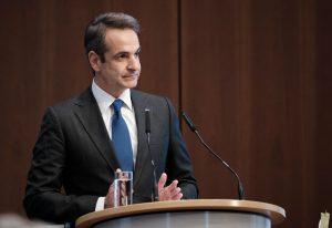 NYT:Ανάμεσα στους ηγέτες που ξεχωρίζουν στην κρίση ο Μητσοτάκης