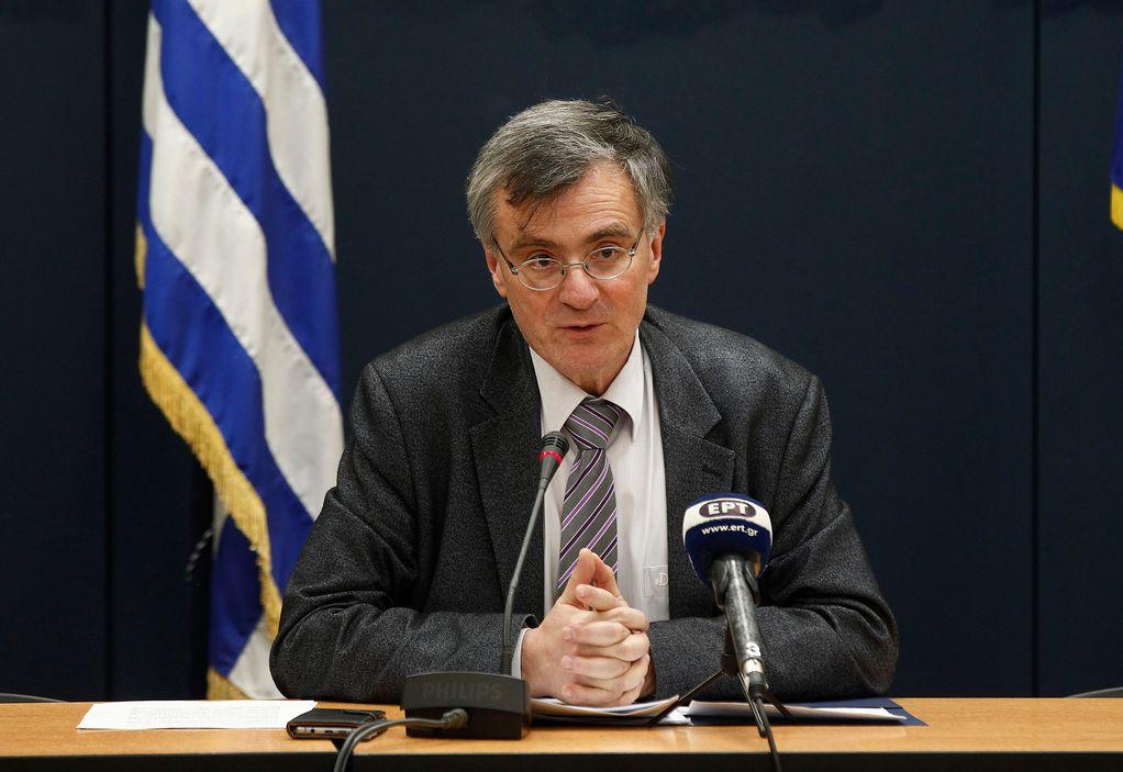 Τσιόδρας: Πρώτος καλεσμένος της Ελ. Προεδρίας του Συμβουλίου της Ευρώπης